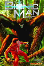Image: Bionic Man Vol. 02: Bigfoot SC  - Dynamite