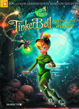 Image: Disney Fairies Vol. 12: Tinker Bell and The Lost Treasure SC  - NBM - Papercutz