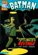 Image: DC Super Heroes Batman Young Readers: The Puppet Master's Revenge SC  - Capstone Press