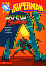Image: DC Super Heroes Superman Young Readers: Super-Villain Showdown SC  - Capstone Press