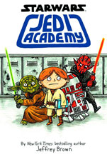 Image: Star Wars: Jedi Academy Young Readers HC  - Scholastic Inc.
