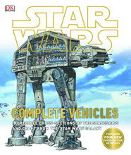 Image: Star Wars: Complete Vehicles HC  (updated edition) - DK Publishing Co