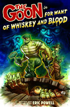 Image: Goon Vol. 13: For Want of Whiskey and Blood SC  - Dark Horse Comics