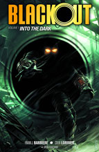 Image: Blackout Vol. 01: Into the Dark SC  - Dark Horse Comics