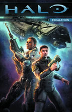 Image: Halo: Escalation Vol. 01 SC  - Dark Horse Comics