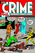 Image: Crime Does Not Pay Archives Vol. 08 HC  - Dark Horse Comics