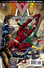 Image: Multiversity #1 (variant cover - Bryan Hitch) - DC Comics