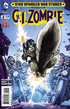 Image: Star Spangled War Stories: G.I. Zombie #2 (variant cover - Howard Porter) - DC Comics