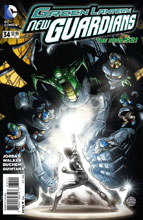 Image: Green Lantern: New Guardians #34 - DC Comics