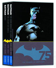 Image: Batman 75th Anniversary Commemorative Collection Slipcased SC  - DC Comics