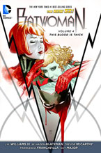 Image: Batwoman Vol. 04: This Blood is Thick SC  (N52) - DC Comics