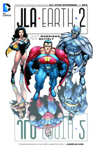 Image: JLA Earth 2 SC  (new edition) - DC Comics