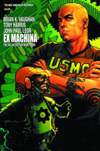 Image: Ex Machina Book 03 SC  - DC Comics - Vertigo