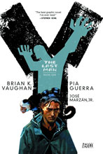 Image: Y: The Last Man Book 01 SC  - DC Comics - Vertigo
