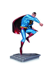 Image: Superman: The Man of Steel Statue - Animated Series  - DC Comics
