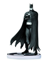 Image: Batman: Black & White Statue by Bolland  (2nd edition) - DC Comics