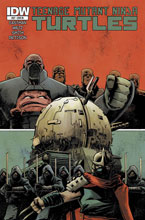 Image: Teenage Mutant Ninja Turtles #37 - IDW Publishing