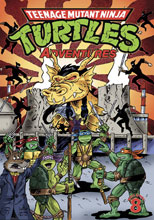 Image: Teenage Mutant Ninja Turtles Adventures Vol. 08 SC  - IDW Publishing