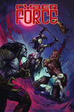 Image: Cyber Force: Rebirth Vol. 02 SC  - Image Comics - Top Cow