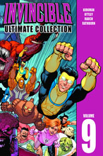 Image: Invincible Ultimate Collection Vol. 09 HC  - Image Comics