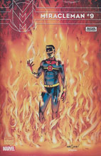 Image: Miracleman #9 (variant cover - Marquez) - Marvel Comics