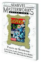 d19da696b67 Image  Marvel Masterworks  Atlas Era Tales of Suspense Vol. 01 SC (DM