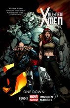 Image: All-New X-Men Vol. 05: One Down HC  - Marvel Comics