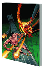 Image: Sub Mariner & The Original Human Torch SC  - Marvel Comics