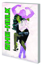 Image: She-Hulk Vol. 01: Law and Disorder SC  - Marvel Comics