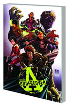 Image: Avengers Undercover Vol. 01: Descent SC  - Marvel Comics