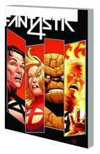 Image: Fantastic Four Vol. 01: The Fall of The Fantastic Four SC  - Marvel Comics
