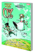Image: Oz: Dorothy & The Wizard in Oz SC  - Marvel Comics