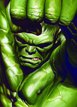 Image: Hulk by Alex Ross Poster  - Marvel Comics