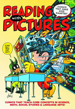 Image: Reading with Pictures HC  - Andrews Mcmeel