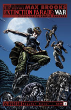 Image: Extinction Parade: War #2 - Avatar Press Inc