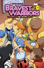 Image: Bravest Warriors Vol. 03 SC  - Boom! Studios