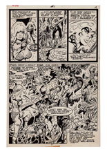 Image: Frank Thorne's Red Sonja Artist Edition Vol. 02 HC  (signed) - Dynamite