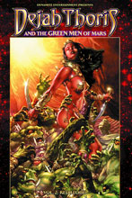 Image: Dejah Thoris and The Green Men of Mars Vol. 02 SC  - Dynamite