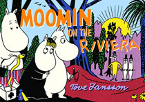 Image: Moomin on the Riviera GN  - Drawn & Quarterly