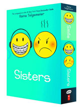 Image: Smile / Sisters Boxed Set SC  - Graphix