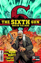 Image: Sixth Gun: Days of the Dead #1 - Oni Press Inc.
