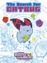Image: Bravest Warriors: The Search for Catbug HC  - Perfect Square