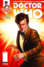 Image: Doctor Who: 11th #3 (variant incentive cover - Fraser) (10-copy) - Titan Comics