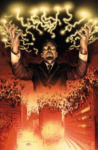 Image: Harbinger: Omegas #1 (Larosa cover) - Valiant Entertainment LLC