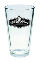 Image: Back to the Future: Biffs Paradise Casino - Pint Glass  -