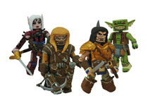 Image: Pathfinder Minimates Box Set  -