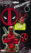 Image: Deadpool Collectors Set  -