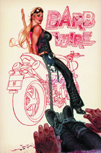 Image: Barb Wire Vol. 02 #2 - Dark Horse Comics