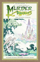Image: P. Craig Russell's Murder Mysteries and Other Stories Gallery Edition HC  - Dark Horse Comics