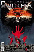 Image: Witcher: Fox Children #5 - Dark Horse Comics